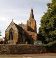 All Saints Church, Hoby