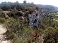 The cliffs of Montagné