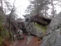 Les Gorges de Franchard and l'Antre des Druides