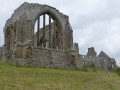 Bowes Museum to Egglestone Abbey: Circular walk beside the River Tees