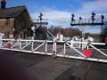 Grosmont Station NYMR Crossing