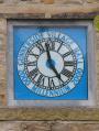 Gunnerside Clock