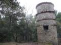 Gaude, the dovecote of Montaigu