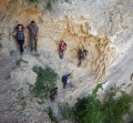 Les Cavaliers - The Imbut Trail - Baou Beni - Vidal Trail
