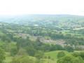 Looking Back over West Burton