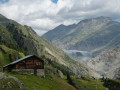 Hangebrucke, Belalp, Stausee Gibidum and the Massaweg