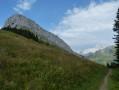 Aiguille Verte and Lac de Lessy circular walk