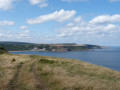 Runswick Bay and coast
