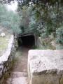 The Sernhac tunnels