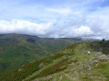 Circular walk from Helm Crag to Calf Crag and Easedale