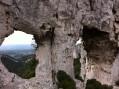 Le Rocher des Deux Trous (The Rock with Two Holes)
