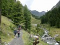 Trek around Monte Viso in 5 days, stage 4