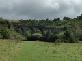 Monsal Trail & Ashford-in-the-Water from Lees Bottom