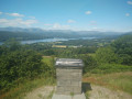 View over Windermere and Central Fells from Orrest Head