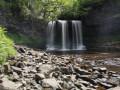Four falls trail